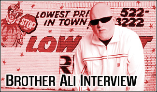 Brother Ali im Interview