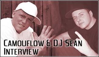 Camouflow & DJ Sean Interview