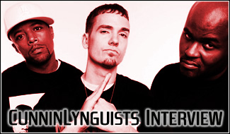 CunninLynguists Interview
