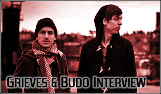 Grieves & Budo im Audio Interview