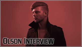 Olson im Interview (Video)