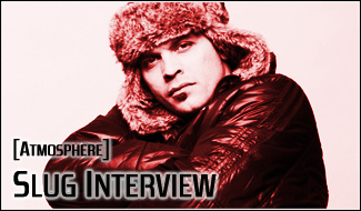 Slug von Atmosphere im Interview